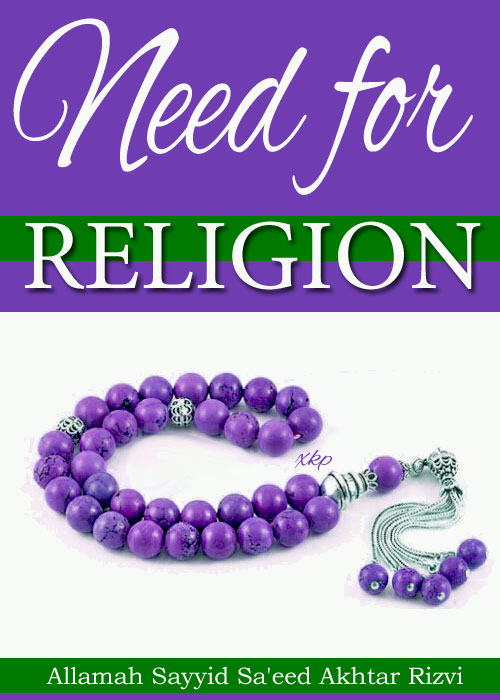 Need For Religion