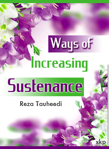 Ways of Increasing Sustenance
