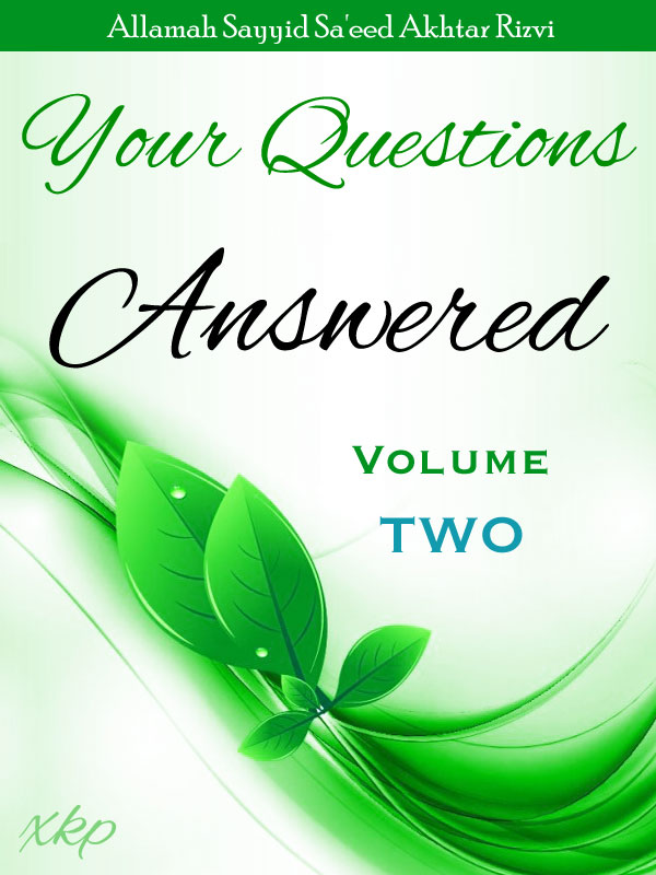Your Questions Answered - Volume 2