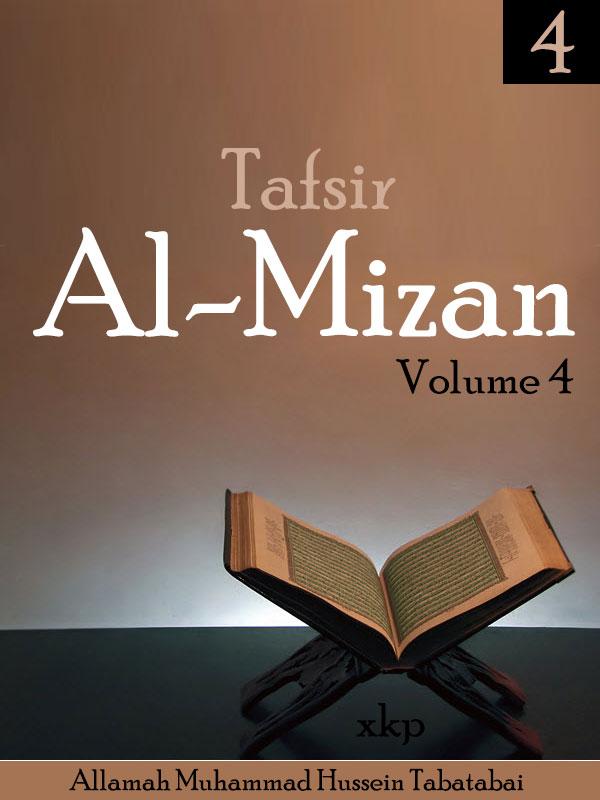 Tafsir Al Mizan Vol 4
